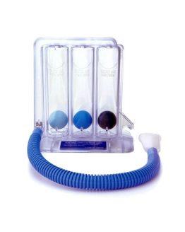 ejercitador pulmonar